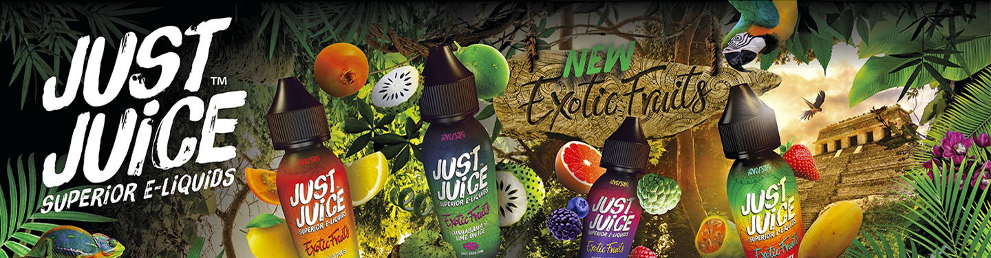 NEW BANNER JUST JUICE