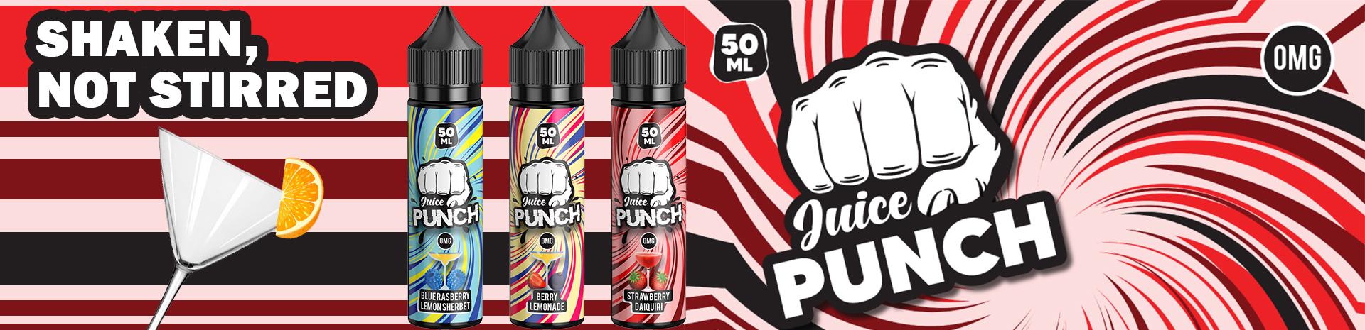 juice punch banner
